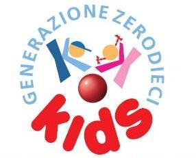 Logo Kids. Generazione 0-10