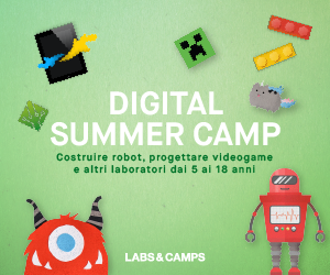 Digital Summer Camp 2017