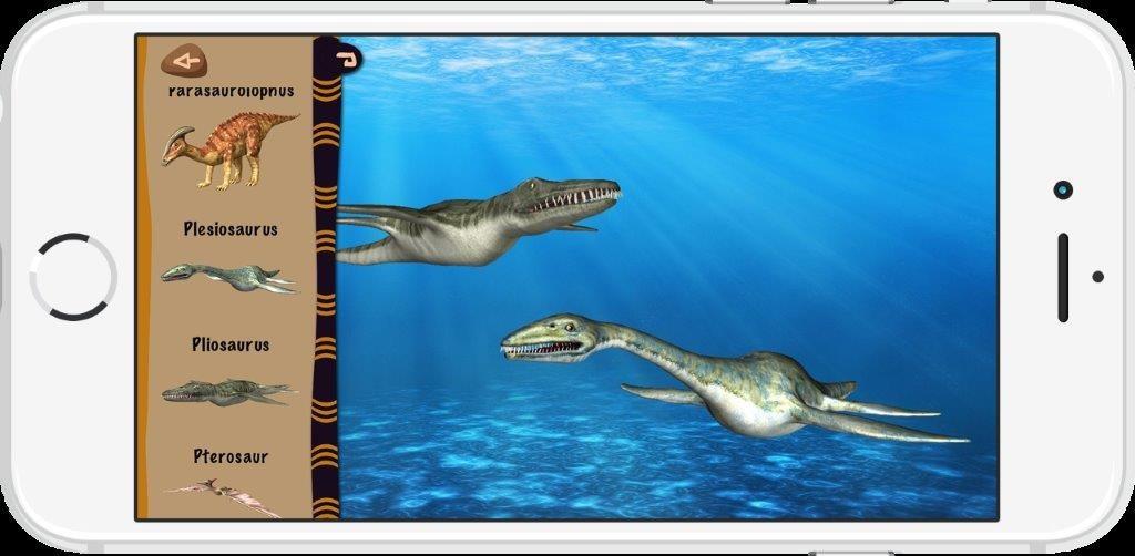 TURUTU_3D Stickers Animati Dinosauri (1)