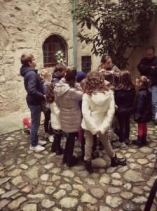 Visita Guidata Bambini Cornello_ph. Ambra Augusto